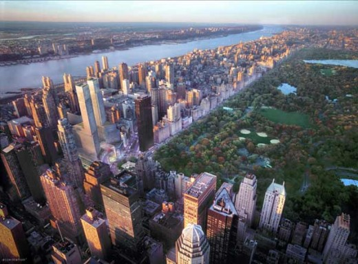 Lower Central Park West in New York: one of the most expensive zip codes on earth