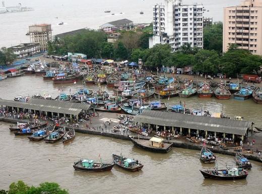 Mumbai Sassoon Docks