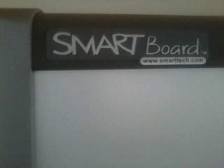 No Chalks, only SmartBoards