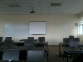 Dustless classroom