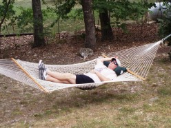 And when I get sleepy, if that be possible in Heaven, I'm sure that there is a good supply of sturdy hammocks for me to take a leisurely cat nap in mid-afternoon.
