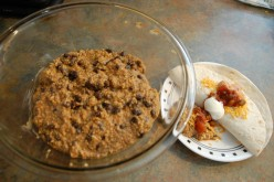 Easy Quinoa Taco Dip