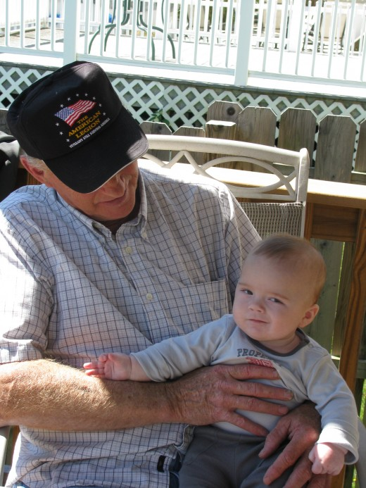 You know Grandpa loves this little guy!