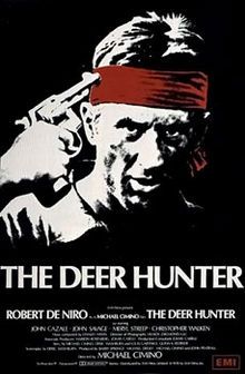 The Deer Hunter promotional poster
