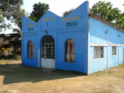 Pentecostal Church, Los Soldados