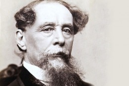 Charles Dickens. A liar of some repute... and his lies are so believable.