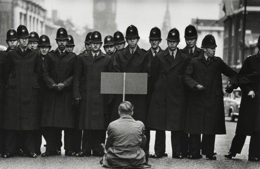 Old  fashioned policing in the 1960's when times were somehow different.