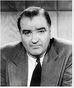 Joseph McCarthy, Republican Representitive, Wisconsin, 1944 - 1957