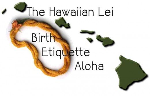 The Hawaiian Lei: Birth, Etiquette, Aloha