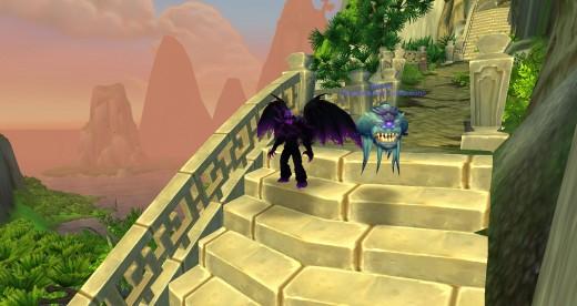 Metamorphosis Demonology Warlock with Observer