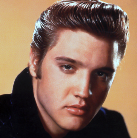 The 1st Boomer Cultural Idol-Elvis-1956