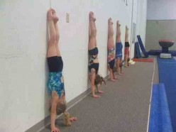 Shaping for Gymnastics