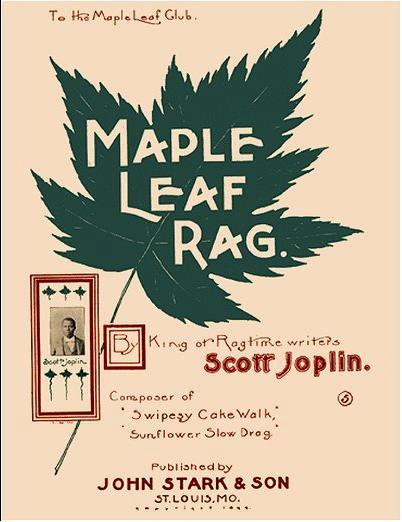 """The Maple Leaf Rag"""