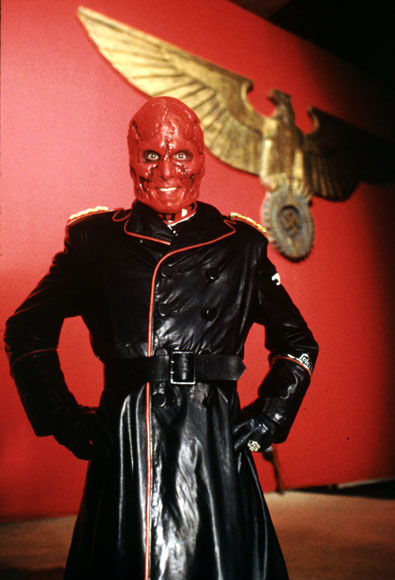 Scott Paulin as the Red Skull in Captain America (1990)
