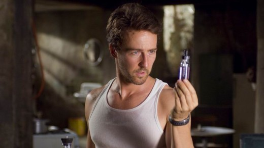 Edward Norton in The Incredible Hulk (2008)