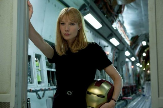 Gwyneth Paltrow in Iron Man 2