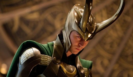 Tom Hiddleston as Loki in Thor (2011)