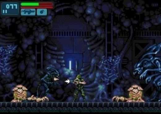 It's Hot As Hell In Here. Aliens: Infestation on the Nintendo DS