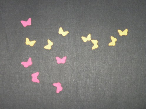 Tiny Butterflies