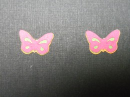 Smaller butterfly layers adhered