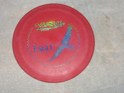 Disc golfers use frisbees like this.  While a bit more expensive there are limited editions that are valuable.