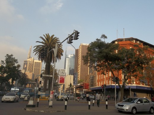 Nairobi: A City full of trees can be a joy to live in.