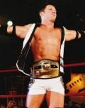 Aj Styles as NWA heavyweight champion
