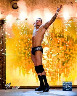 Three Time World Champion Randy Orton