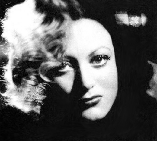 Joan Crawford Credit: Kate Gabrielle