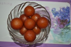 How To Make Gulkand Gulab Jamun.