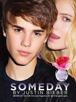 Someday...you too, might get this close to Justin