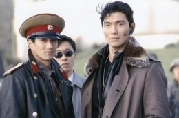 Will Yun Lee and Rick Yune