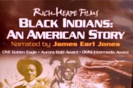 Black Indians on dvd