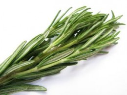 Brew an herbal tea with rosemary and sage to hide those gray hairs.