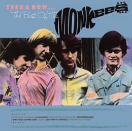 Then and Now... the Best of The Monkees Album