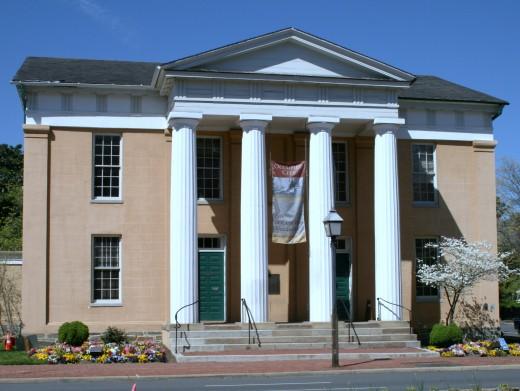 The Alexandria Lyceum
