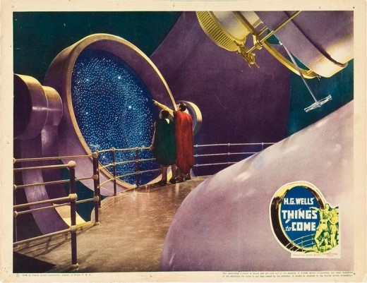 Things to Come (1936) lobby card