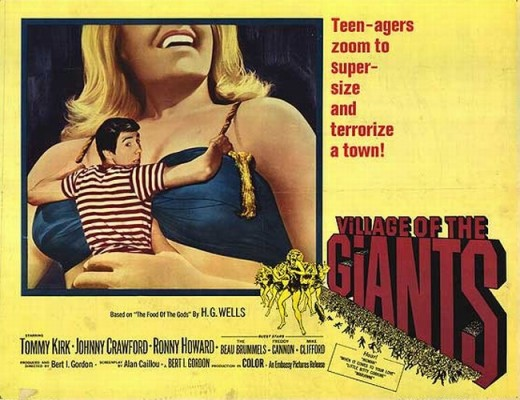 Village of the Giants (1965) poster