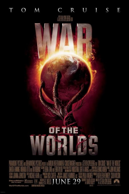 War of the Worlds (2005) poster