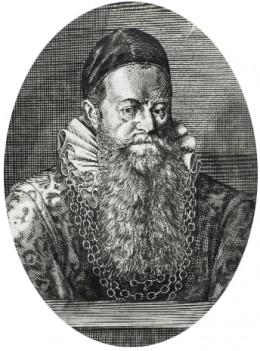 Sweedish naturalist Gaspar Bauhin.