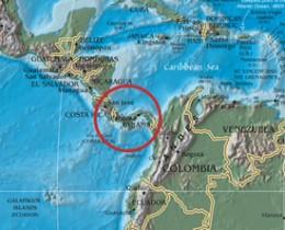The Isthmus of Panama