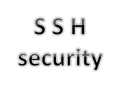 Tips on Website Security - use SSH