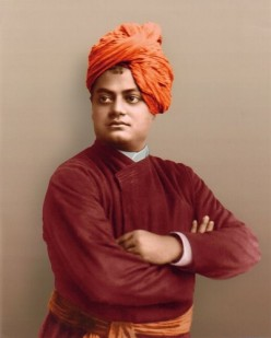 VIVEKANANDA-THE CYCLONIC PATRIOT