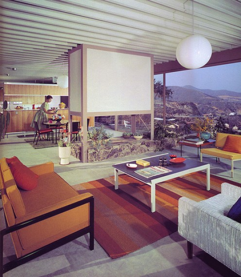 A pocket guide to mid century modern style dengarden - Mid century modern decorating ...