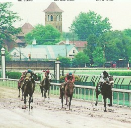 Kentucky Derby winner I'll Have Another and contender Bodemeister will run a rematch in the Preakness Stakes.
