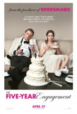 The Five Year Engagement - Movie Review