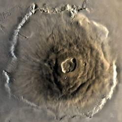 Poem - Olympus Mons