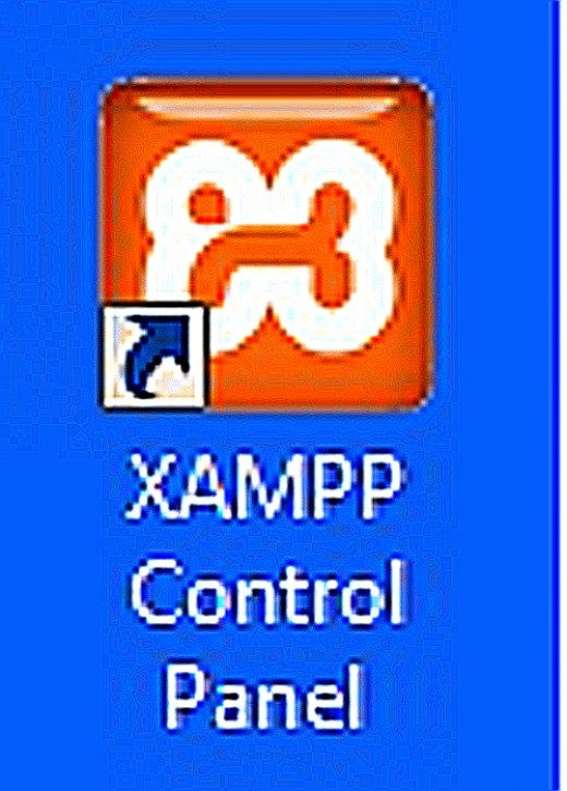 XAMPP control panel icon