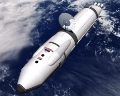 Privatized Space Flight: Reaching the Moon and Mars for Resources by 2035