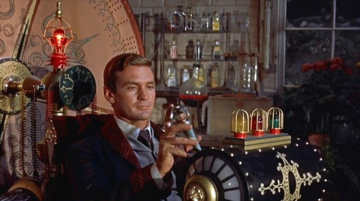Rod Taylor in The Time Machine (1960)